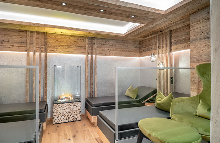 Hotel Caroline | Ischgl | Wellness